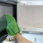 How to Green Clean Your Microwave