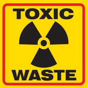 TOXIN-WASTE