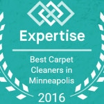 "Expertise ""2016 Best Carpet Cleaners in Minneapolis"""