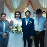 Adrian & Carmina Wedding Party